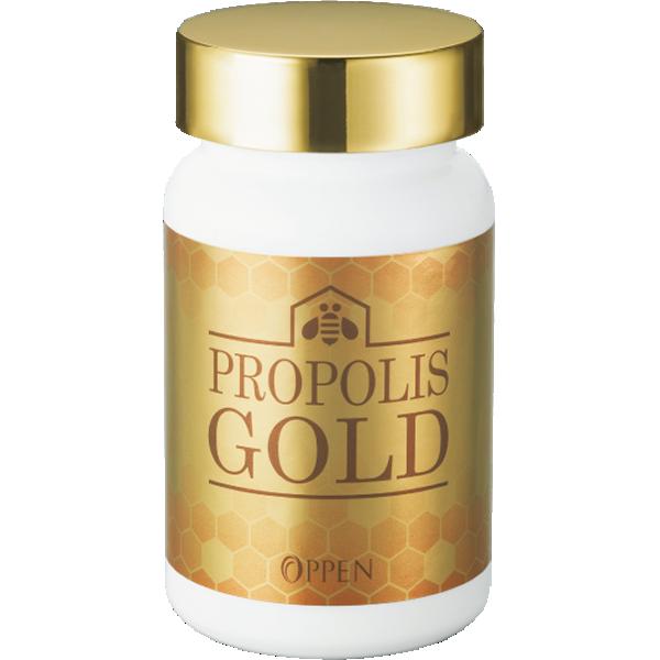 プロポリスゴールド <プロポリス含有食品>180粒