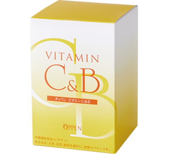 ビタミンC&B 60包