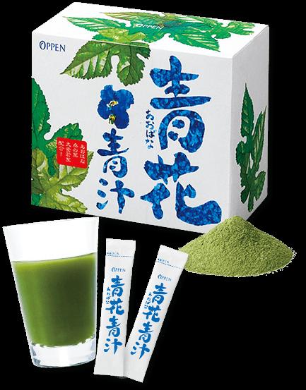 オッペン青花青汁 60包 ¥5,500(税込 ¥5,940)